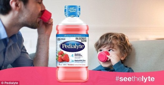 Pedialyte ballers HBO